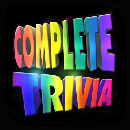 complete trivia logo