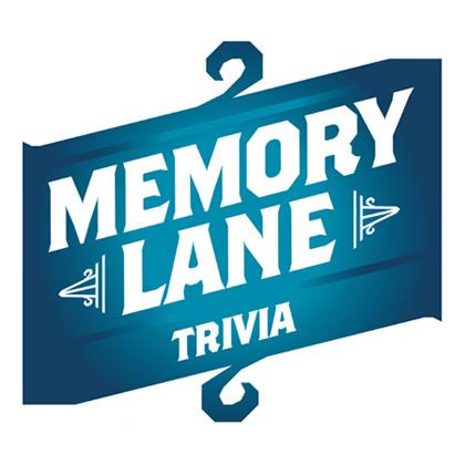 memory lane trivia logo